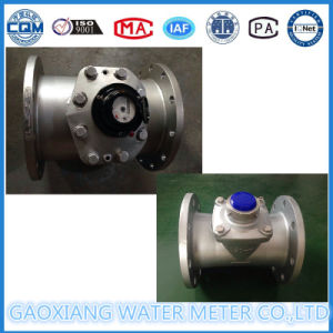 Large Caliber Detachable Stainless Steel Woltman Water Meter pictures & photos