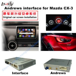 Support Mirrorlink/Bt/WiFi Multimedai Android GPS Interface for Mazda Mzd System pictures & photos