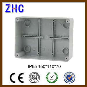 Nt 120*80*50 High Quality IP65 Plastic Waterproof Electric Junction Box pictures & photos