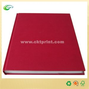 Special Hardcover Book Printing with film Lamination (CKT-BK-1066) pictures & photos