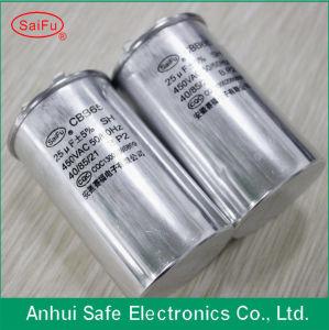 Aluminum Case Round Type Cbb65 Air Condition Facon Capacitor 50UF pictures & photos