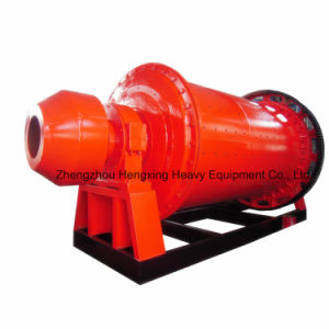 (3-90 T/Hr) Overflow Ball Mill for Ore Beneficiation From China Mnaufacturer pictures & photos