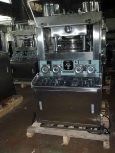 Zpw17 Rotary Tablet Press Machine pictures & photos
