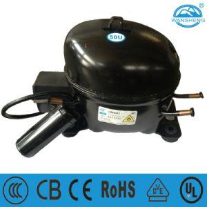 R290 Wansheng Refrigerator Compressor Qm50u pictures & photos
