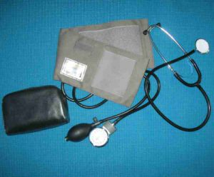 Aneroid Sphygmomanometer Blood Pressure Machine with Cheap Price pictures & photos