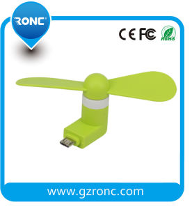 Hot Buy Gifts Small Fan DC for Andriod Mobile Phone pictures & photos