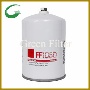 Fuel Filter Use for Fleetguard (FF105D) pictures & photos