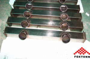OEM Metal Fabrication of Stainless Steel Tube pictures & photos
