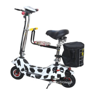 36V 500W Folding Electric Scooter pictures & photos