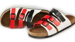 Mens Sandal Shoes Cork Sandal Slipper pictures & photos
