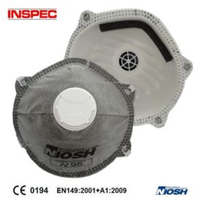 N95 Dust Mask with Valve (MX2006V-N95) pictures & photos
