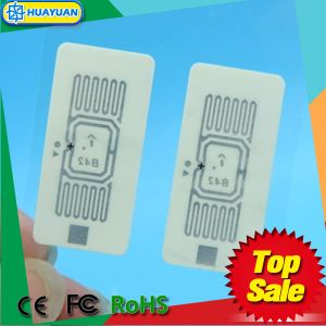 EPC GEN2 Unique TID encoding ALN9714 UHF label tag pictures & photos