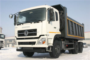 340HP Dongfeng 6X4 Tipper Truck pictures & photos