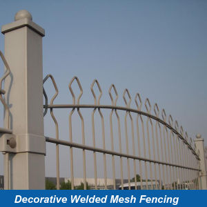 Decorative Mesh Fencing, 868 Welded Mesh Fencing (HP-FENCE0101) pictures & photos