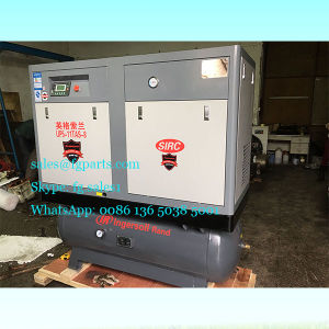 with Air Dryer and Air Receiver for 15HP IR Screw Type Industry Compressor pictures & photos