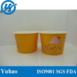 Paper Made Ice Cream Cups for Children pictures & photos