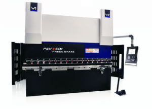CNC Hydraulic Press Brake (PSH-110/4100SCM) pictures & photos
