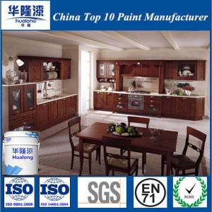 Hualong Price Advantage Semi Matte PU Furniture Paint/Coating (HJ27305) pictures & photos