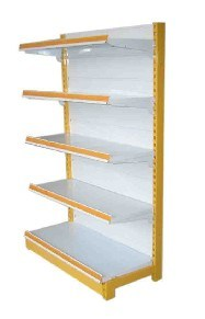 Steel Supermarket Rack and Shelf for Display pictures & photos