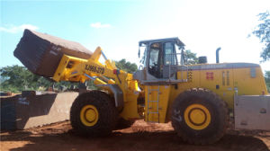 Moving Block in Miner Wheel Loader pictures & photos
