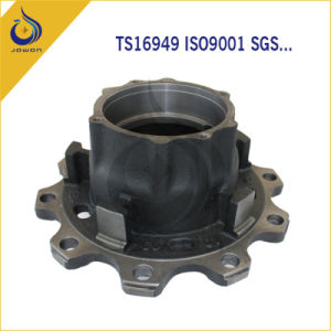 Casting Truck Wheel Parts Wheel Hub pictures & photos