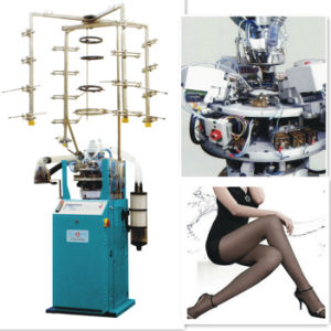 Computerized High-Speed Jacquard Silk Stocking Machine pictures & photos