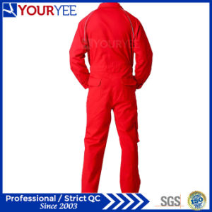 Unique Style Red Coveralls for Workers Comfortable Workwear (YLT118) pictures & photos