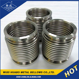 Yangbo Stainless Steel Flexible Metal Pipe Bellows pictures & photos