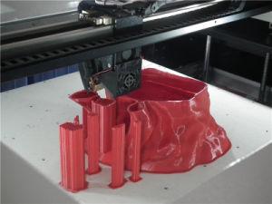 Economical ABS&PLA Single-Extruder Desktop 3D Printer pictures & photos