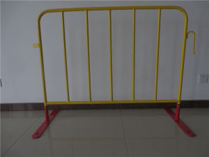 Powder Coating Crowd Contral Barriers pictures & photos