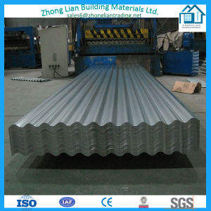 Galvanized/ Galvalume/ Pre-Painted Corrugated Roofing Sheets (ZL-RS) pictures & photos