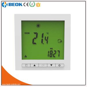 16A Programmable Digital Thermostat with External Sensor pictures & photos