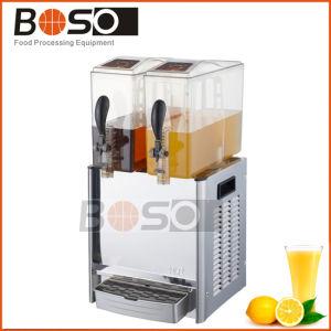 Double Tanks 18 L Commercial Cold Juice Dispenser/Cold Beverage Dispenser