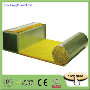 China Glass Wool Blanket with Aluminum Foil pictures & photos