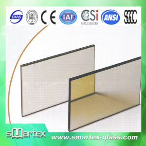 4-16mm Tinted Laminated Glass with CE SGS