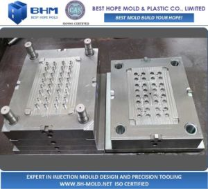 High Precision Dialyzer Connector Cap Injection Mold pictures & photos