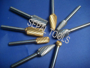 Hot Selling High Quality Customized Made Tungsten Rotary File pictures & photos