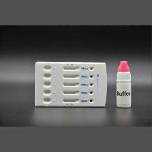 Hepatitis B Virus One Step HBV 5 in 1 Rapid Testing Kit Rapid Test Panel HBV Test pictures & photos