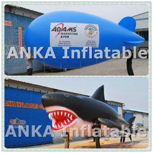 Outdoor Advertising Helium Inflatable Zeppeline Balloon pictures & photos
