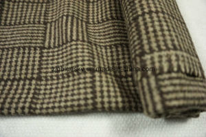 Wool Fabric with Woolen and Tweed pictures & photos