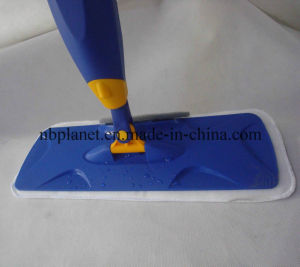 2-Section Steel Handle Spray Mop with Removable Water Bottle pictures & photos