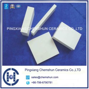 92% Alumina Ceramic Tile Lining for Lined Chute-China Manufacturers pictures & photos