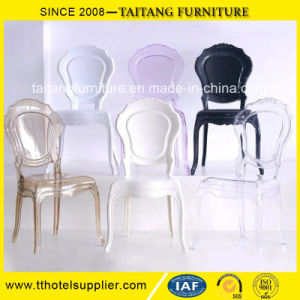 Wedding Banquet Clear Belle Chair for Romantic Wedding pictures & photos