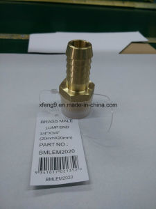 Brass Male Adapter Fitting Lump End pictures & photos