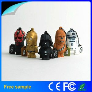 Free Samples Star Wars USB Flash Drive 4GB 2GB