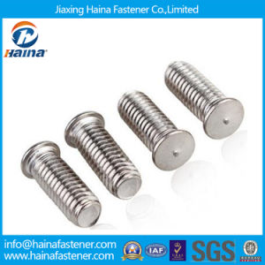 Stainless Steel 304/316 Spot Weld Screw with Dog Point pictures & photos