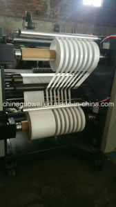 Computer Controlled High Speed Slitting Rewinding Machine for Plastic Film pictures & photos