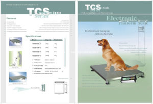 150kg Digital Pet Weighing Scale pictures & photos