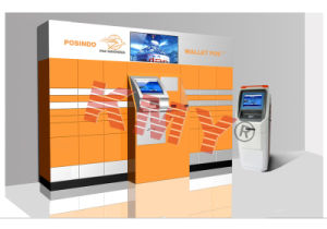 Postal Kiosk Manufacturer in China Kmy8902b pictures & photos