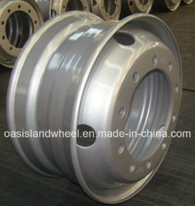 Tubeless Truck Steel Wheel Rim (22.5X9.00) pictures & photos